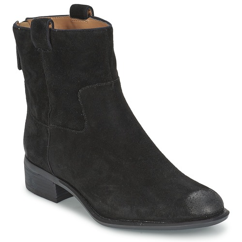 Topánky Ženy Polokozačky Nine West JARETH Čierna