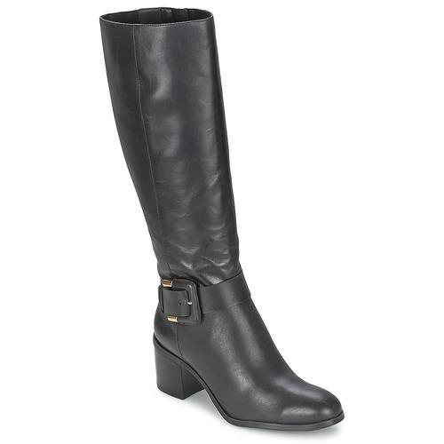 Topánky Ženy Polokozačky Nine West OTIS Čierna