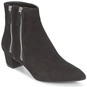 Topánky Ženy Čižmičky Nine West TUNIC Čierna