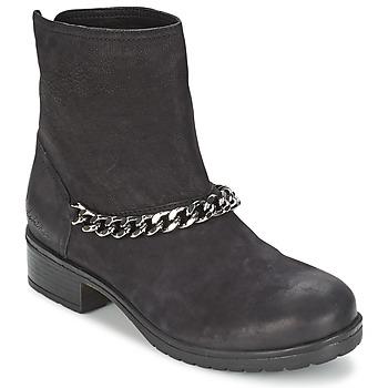 Topánky Ženy Polokozačky Redskins LEPICA čierna