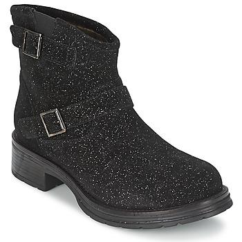 Topánky Ženy Polokozačky Redskins YALO čierna