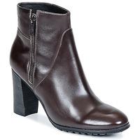 Topánky Ženy Čižmičky One Step ISIAH čokoládová