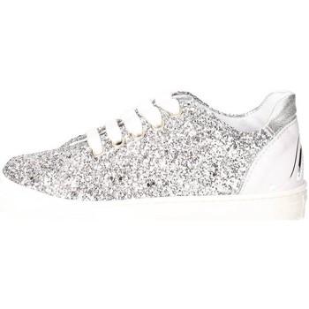 Topánky Deti Nízke tenisky Blumarine D3556 Silver