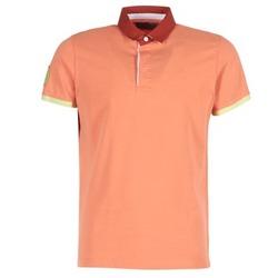 Oblečenie Muži Polokošele s krátkym rukávom Serge Blanco PRC1256 Koralová