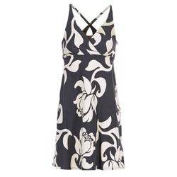 Oblečenie Ženy Krátke šaty Patagonia AMBER čierna / Biela