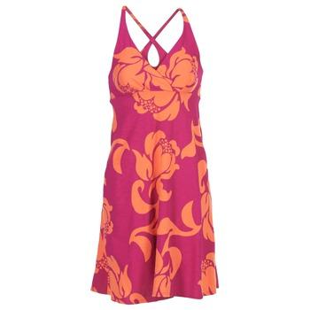 Oblečenie Ženy Krátke šaty Patagonia AMBER Ružová / Koralová