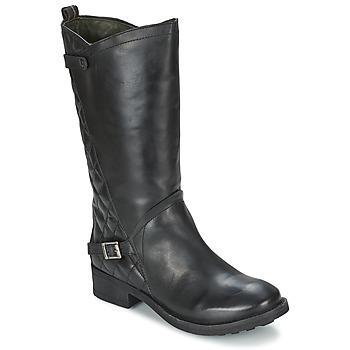 Topánky Ženy Čižmy do mesta Barbour HARLEY čierna
