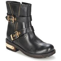 Topánky Ženy Polokozačky Elle RASPAIL čierna