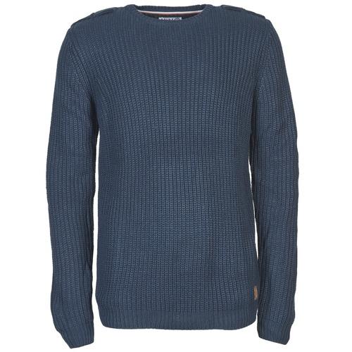 Oblečenie Muži Svetre Mr Marcel PIAMOR Námornícka modrá