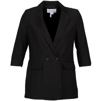 Oblečenie Ženy Saká a blejzre BCBGeneration ISABEL Čierna