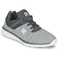 Topánky Muži Nízke tenisky DC Shoes HEATHROW SE M SHOE GRH šedá