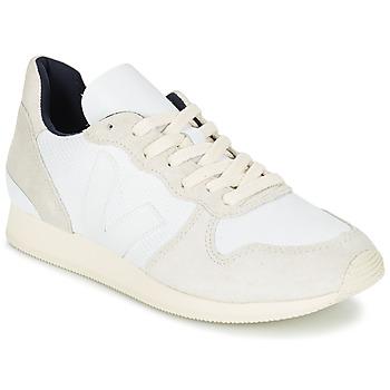Topánky Ženy Nízke tenisky Veja HOLIDAY LOW TOP Biela / Béžová