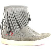 Topánky Ženy Čižmičky Ishikawa AM662 Béžová