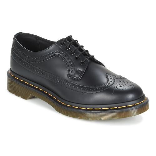 Topánky Derbie Dr Martens 3989 Čierna