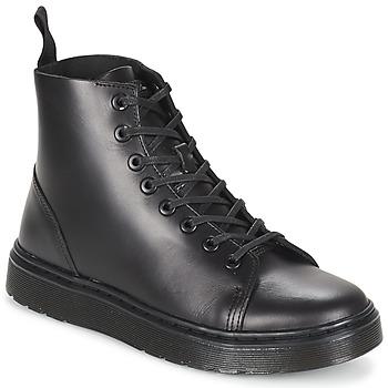 Topánky Členkové tenisky Dr Martens TALIB Čierna