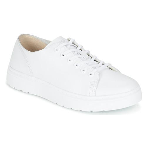 Topánky Ženy Nízke tenisky Dr Martens DANTE Biela