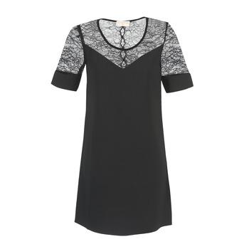 Oblečenie Ženy Krátke šaty Moony Mood FUFU čierna