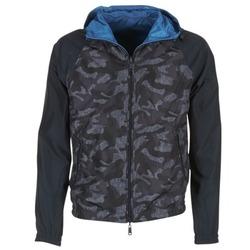 Oblečenie Muži Bundy  Armani jeans MIRACOLA šedá