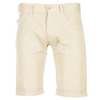Oblečenie Muži Šortky a bermudy Armani jeans OFAGORA Béžová