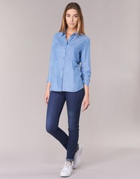 Oblečenie Ženy Rifle Skinny  Armani jeans HERTION Modrá