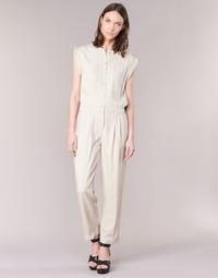 Oblečenie Ženy Módne overaly Armani jeans FOFFIA Béžová