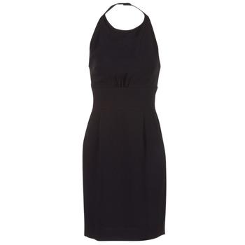 Oblečenie Ženy Krátke šaty Armani jeans ODIALINA čierna