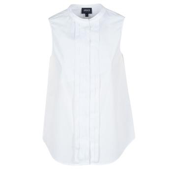 Oblečenie Ženy Košele a blúzky Armani jeans GIKALO Biela