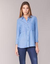 Oblečenie Ženy Košele a blúzky Armani jeans OUSKILA Modrá