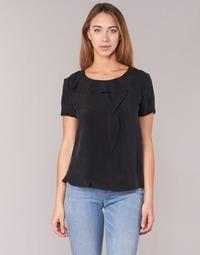 Oblečenie Ženy Blúzky Armani jeans GITAMIO Čierna