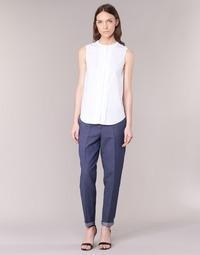 Oblečenie Ženy Nohavice päťvreckové Armani jeans JAFLORE Modrá