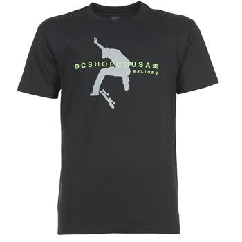 Oblečenie Muži Tričká s krátkym rukávom DC Shoes FBF 94 SS čierna