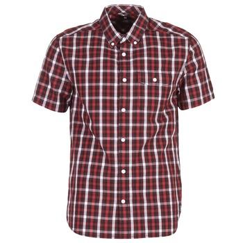 Oblečenie Muži Košele s krátkym rukávom DC Shoes ATURA 5 SS červená