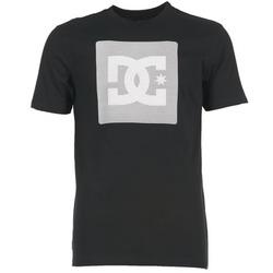 Oblečenie Muži Tričká s krátkym rukávom DC Shoes VARIATION SS čierna / šedá / Biela