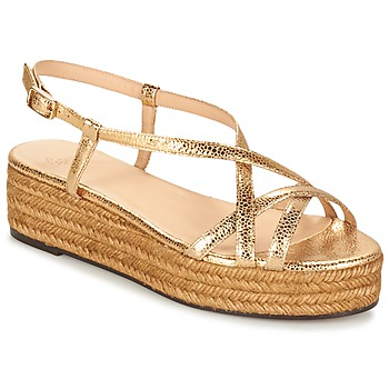 Topánky Ženy Sandále Castaner MAGDALENA Zlatá
