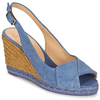 Topánky Ženy Sandále Castaner BRIANDA Modrá