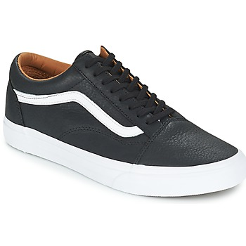 Topánky Muži Nízke tenisky Vans OLD SKOOL čierna / Biela