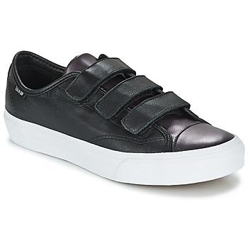 Topánky Ženy Nízke tenisky Vans PRISON ISSUE čierna / Metalická / Biela