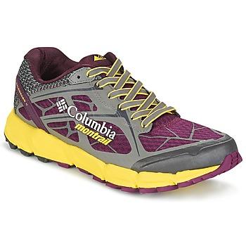 Topánky Ženy Bežecká a trailová obuv Columbia CALDORADO™ II Malinová
