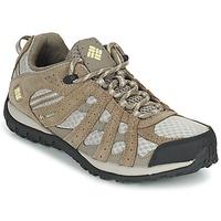 Topánky Ženy Turistická obuv Columbia REDMOND™ šedá