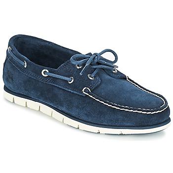 Topánky Muži Námornícke mokasíny Timberland TIDELANDS 2 EYE Námornícka modrá