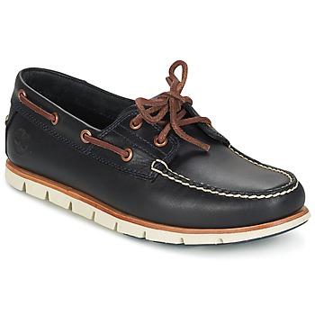 Topánky Muži Námornícke mokasíny Timberland TIDELANDS 2 EYE Modrá