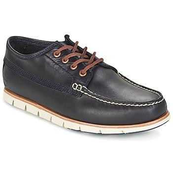 Topánky Muži Námornícke mokasíny Timberland TIDELANDS RANGER MOC Námornícka modrá