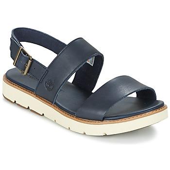 Topánky Ženy Sandále Timberland BAILEY PARK SLINGBACK Námornícka modrá