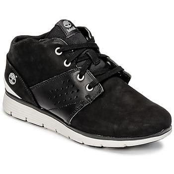 Topánky Chlapci Členkové tenisky Timberland KILLINGTON CHUKKA čierna
