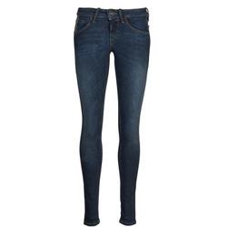 Oblečenie Ženy Džínsy Slim Fornarina EVA 78 Modrá / Raw