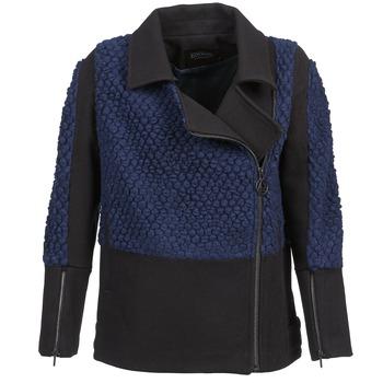 Oblečenie Ženy Bundy  Eleven Paris FLEITZ čierna / Modrá