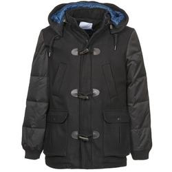 Oblečenie Muži Kabáty Eleven Paris KINCI Čierna