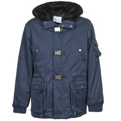 Oblečenie Muži Parky Eleven Paris KASUAL Námornícka modrá