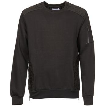 Oblečenie Muži Mikiny Eleven Paris KOUK Čierna