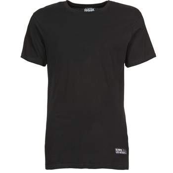 Oblečenie Muži Tričká s krátkym rukávom Eleven Paris HALIF čierna